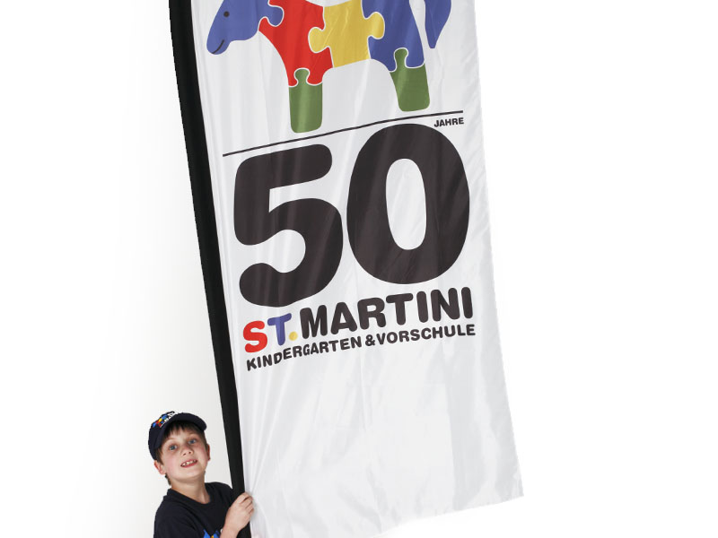 St Martini Banner