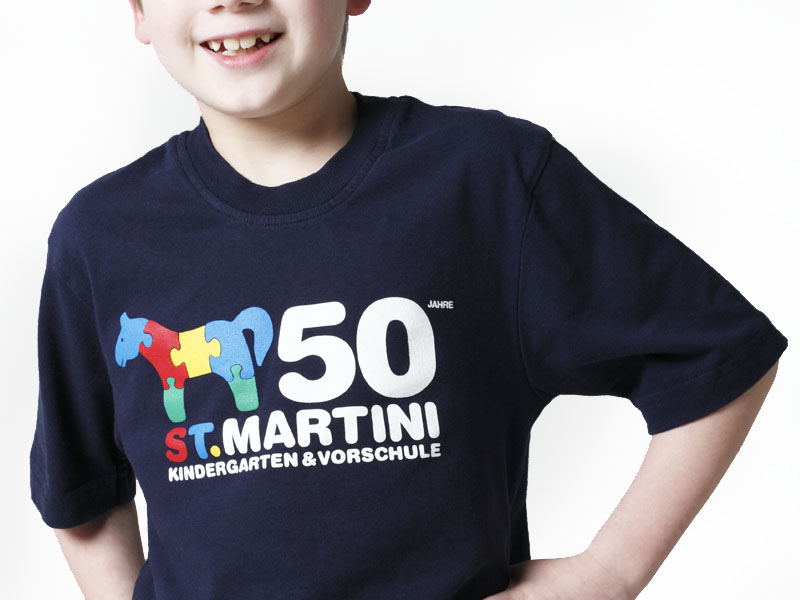 St Martini T-shirt
