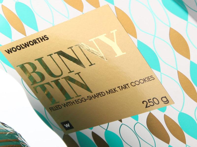Woolworths Bunny Tin 2