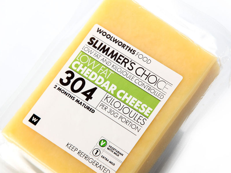 Woolworths Slimmers Cheese 2