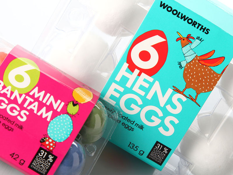 Woolworths Easter Eggs 1