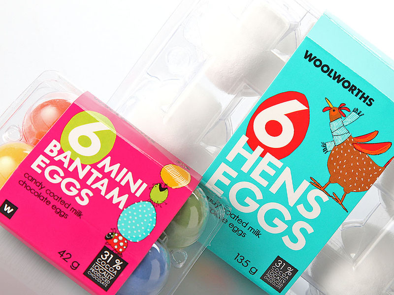 Woolworths Easter Eggs 4