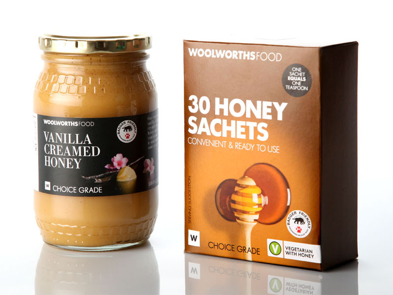 Woolworths Honey Packs 1