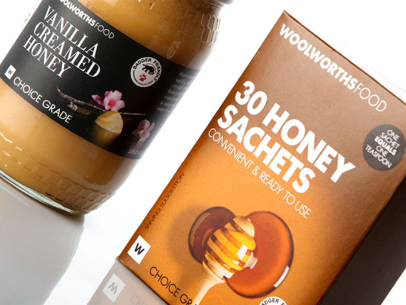 Woolworths Honey Packs 2