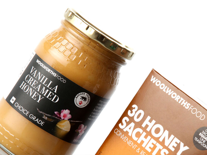 Woolworths Honey Packs 3