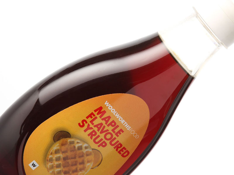 Woolworths Maple Syrup 2