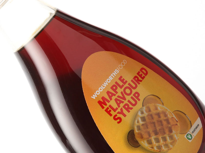 Woolworths Maple Syrup 3