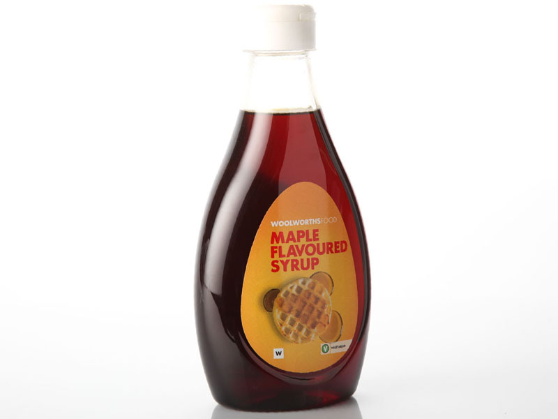 Woolworths Maple Syrup 4