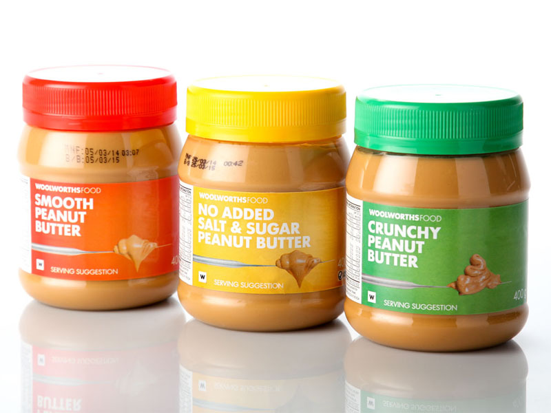 Woolworths Peanut Butter 1