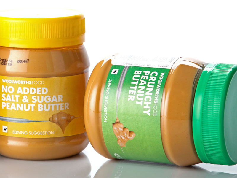 Woolworths Peanut Butter 2