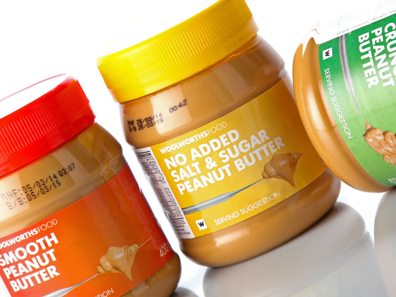 Woolworths Peanut Butter 3